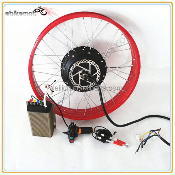 electric bike kit 3000w/brushless hub motor 5000w/gear motor with gear reduction for small equipment made in china