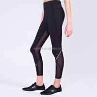 Womens Custom Lycra Compression Active Workout Fitness Sports Gym Wear Wholesale