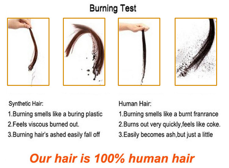 100% Indian Virgin Hair men's toupee natural straight hair wigs
