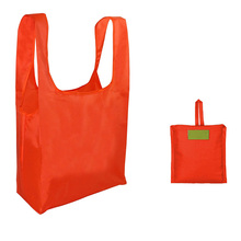 Reusable Grocery Shopping Foldable Nylon Bag