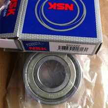 Japan original NSK deep groove ball bearing 6203