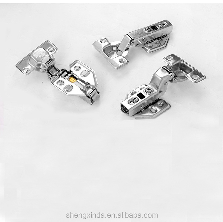 Hot Selling Thickening 1.2 Stainless Steel Hydraulic Detachment Hinge cupboard hinges