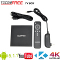 Wholesale New model Tocomfree Android TV box with Android 5.1.1 built-in wifi support Kodi