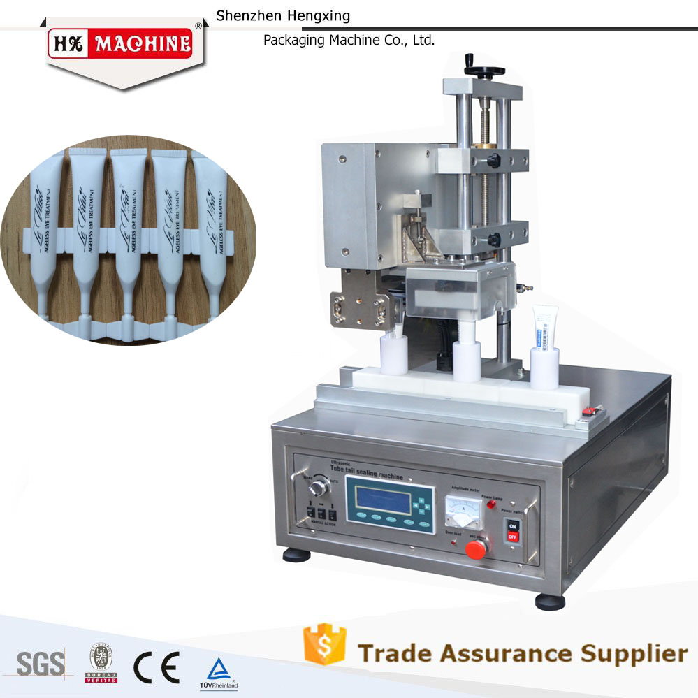 manual plastic tube sealing machine