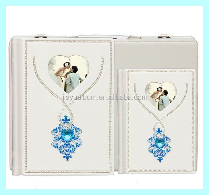 Yiwu Good Quality 8x10 Wedding Album Cover And Leather Bag