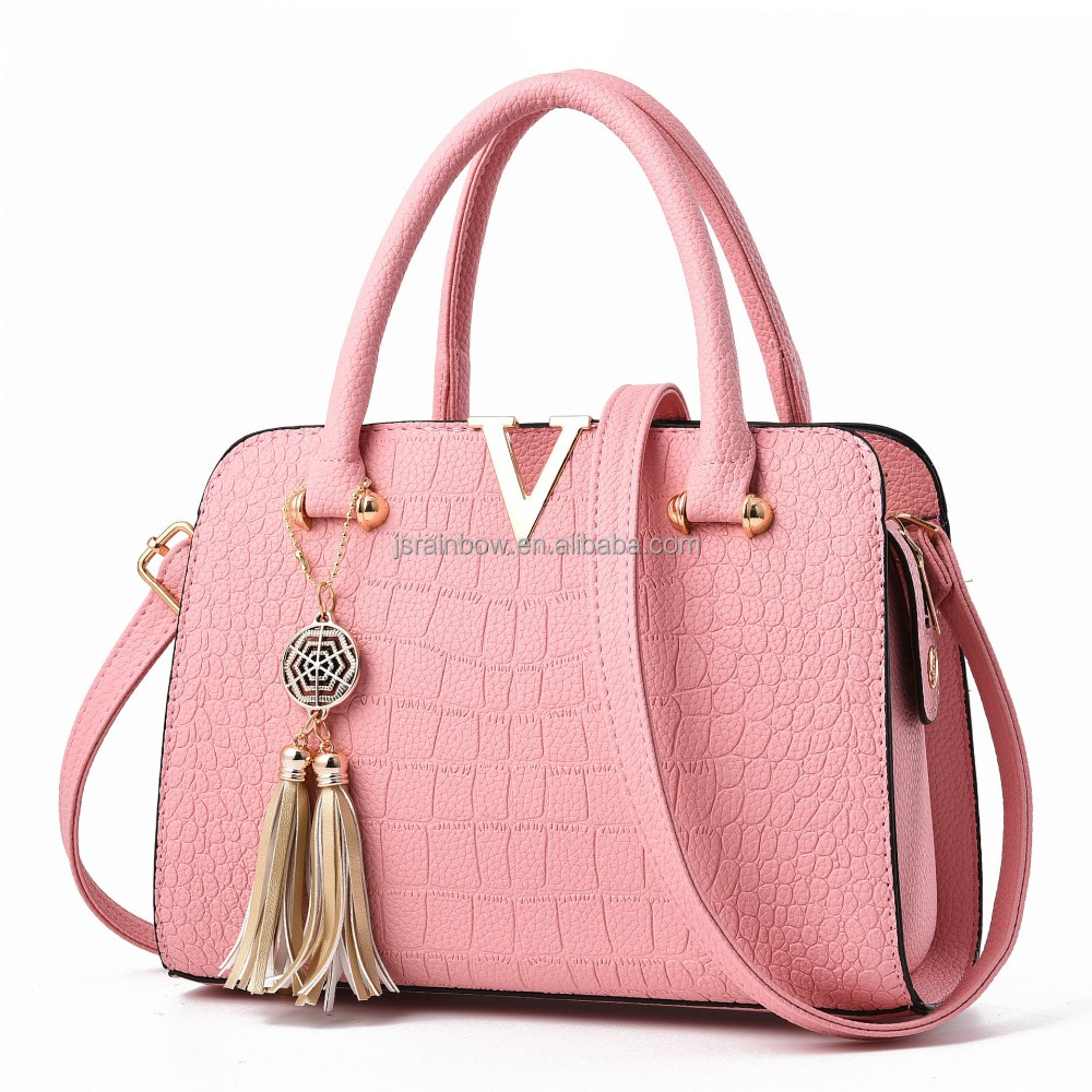Wholesale <strong>handbag</strong> fashion lady <strong>handbag</strong> PU leather <strong>handbag</strong>