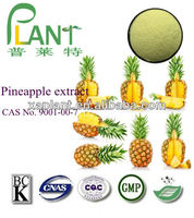100% Natural pineapple extract bromelain enzyme capsules