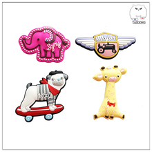 Customized PVC Cartoon Design 3D Fridge Magnet