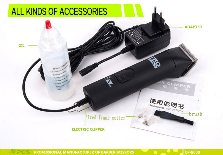 Electric Pet Hair Remover Clippers for Dog Grooming
