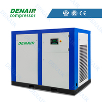 super reliability low noise high energy injected screw air compressor