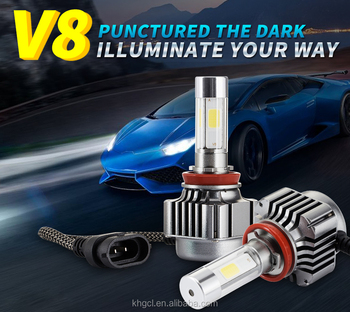 120W 12000LM led H1 Bright Car Headlights H7 LED H8/H11 HB3/9005 HB4/9006 Auto Front Bulb Automobiles Headlamp 6500K