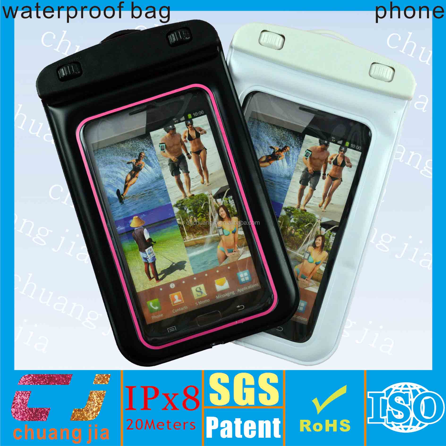New product 2014 waterproof case for samsung galaxy tab 3 8.0