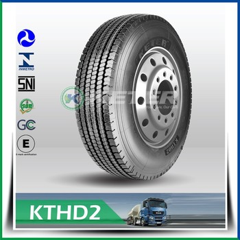 Cheap Price Good Quality Fast Delievery Truck Tire For Sale Keter Brand KTHD2 295/75r22.5 From Shandong