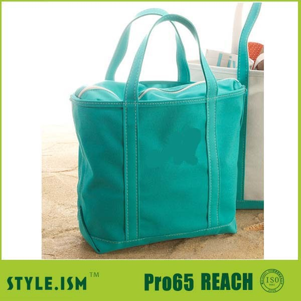Wholesale reusable custom grocery bag shopping bags with zipper