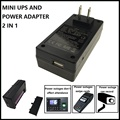 UL plug power supply 5v 2a power charger adapter with UPS function for ip camera