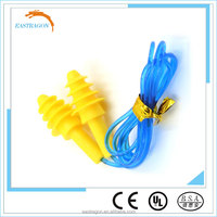 Tree Shape Corded Earplugs for Noise