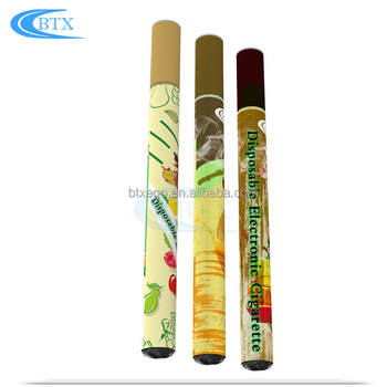 Lowest Price 320mah battery Disposable Electronic Cigarettes disposable empty cartridge