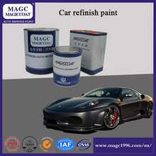Two tone magic car paint for custom car paint shops