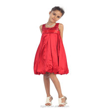 2014 Latest Design Pretty Baby Girl Summer Dress in India Style