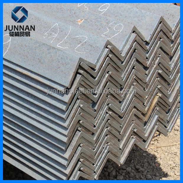 steel galvanized angle irons/hot rolled angle iron size and price