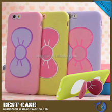 For iPhone 6 Silicone Case Mix Color, Cute Case Cellphone Cover For iPhone 6