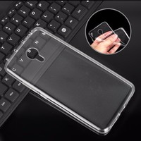 OEM Custom Brand Soft Pudding TPU Gel Silicone Cover Case Skin For Meizu Note 3