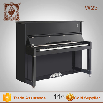 Duke Acoustic Chinese musical instrument High quality upright piano W23(A-L)