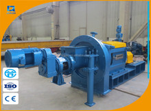 High consistency refiner/straw pulp making equipment/refining straw pulp in high consistency