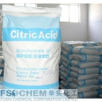 Citric Acid Anhydrous FCC BP98 GB