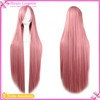 High Quality Hot Sale Long Wig Pink Wig
