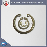 Standard all size stainless steel internal and external circlips