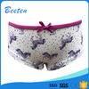 New Arrival Best Price Support Oem Fabric Knitted Eco-Friendly Young Girl Underwear Panty Models