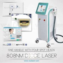 CE Approved most economical 808nm diode laser hand held hair removal equipment