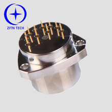 High temperature high accuracy HQA-T185S single axis quartz flexible accelerometer with best bias temp sensitivity