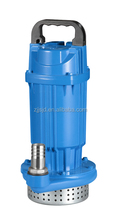 QDX3-20-0.55F cast iron submersible centrifugal booster cheap water pump