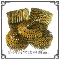 Pallet Coil Wire Nails Factory