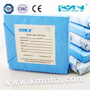 chemical disposable BD test pack