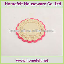 Fashionable tin coaster set factory