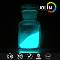 excellent UV resistant fluorescent pigment powder for glow in the dark lanyard
