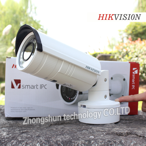 English version DS-2CD4232FWD-I 3MP IR bullet CCTV ip security camera smart IPC