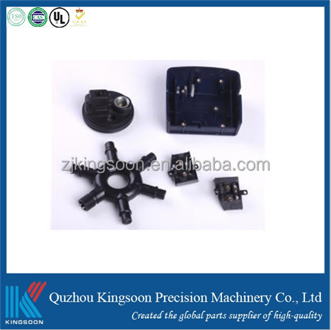 Kingsoon factory direct sale overmolding plastic injection mold making for electronic parts