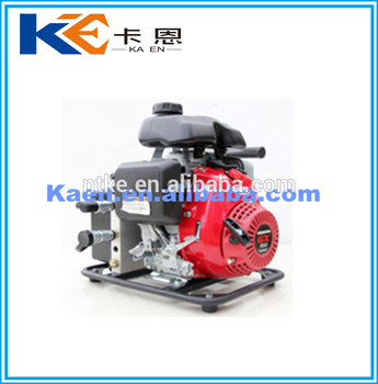 Energy rescue fire fighting hydraulic motor pump with low price