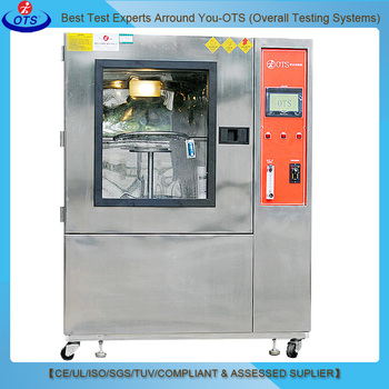 Electronics Simulation Environmental Rain Spray Water-Proof Splash Water Test Chamber Ipx1~IPx4
