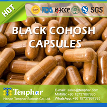 1000mg Black Cohosh Essence Pill Soft Capsules Gels Supplement