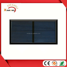Cheapest Price 80*40mm 1V 450mA mini small epoxy solar panel pv module