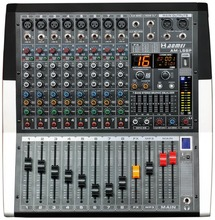 Pro Audio/Studio Mixer /Built-in 16 Effector/professional audio power amplifier mixer