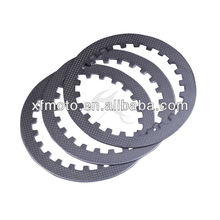 Motorcycle Brand New Clutch Metal Plates(3 pcs) for YAMAHA YBR125 YBR 125 2002-2013