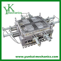 Cheap precision plastic injection mould for engine cover