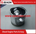Genuine A2300 diesel engine Aluminum alloy piston size 94mm 4900927