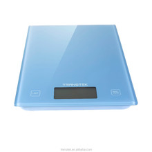 Customized color kitchen weight scale smart weighing scales for household